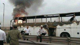 İran'da doğal gaz boru hattı patladı