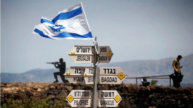 İsrail: ABD'nin Golan Tepeleri'nin ilhakını tanıması için şartlar elverişli