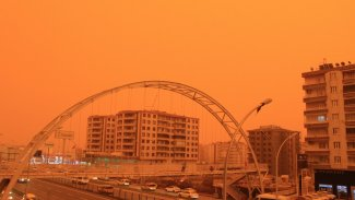 Meteoroloji uyardı: 5 Kürt ilinde çamur yağacak