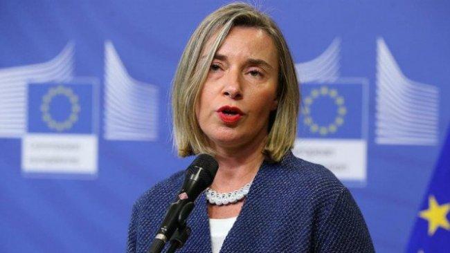 Mogherini: Türkiye'deki Suriyeliler için 1,5 milyar euro aktaracağız