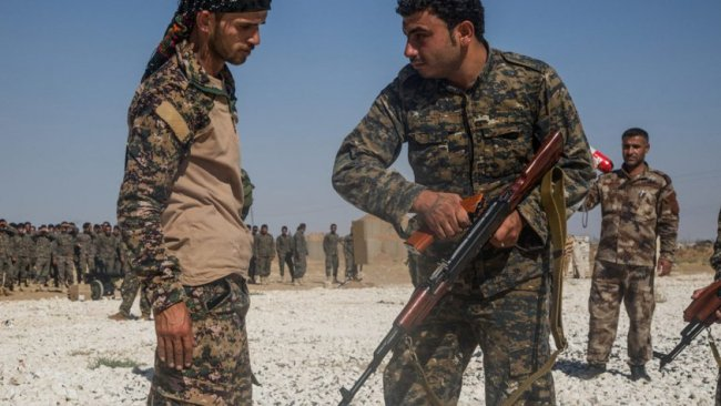 Pentagon: DSG'ye ayrılan bütçe, IŞİD'le mücadelenin ikinci aşaması için