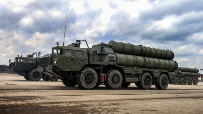 ABD'li yetkili: Türkiye'nin S-400 alması ulusal güvenlik sorunu