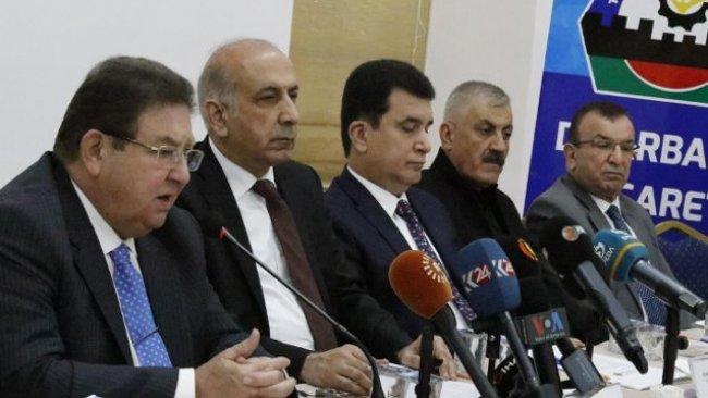 Diyarbakır'da Kürdistan ile işbirliği protokolü imzalandı