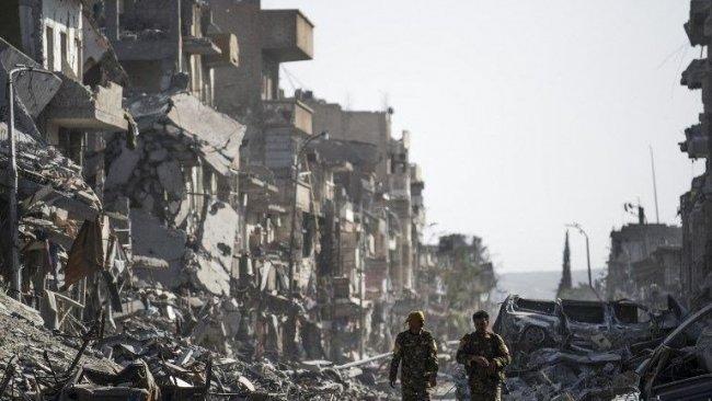 Dört ülkeden ortak bildiri: Suriye'de uygun koşullar oluşturulmadı