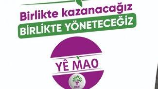 HDP afişleri ikinci kez yanlış tercüme kurbanı oldu