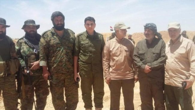 Suriye krizinin çözülmesi İran ve milislerinin çekilmesini sağlayacak