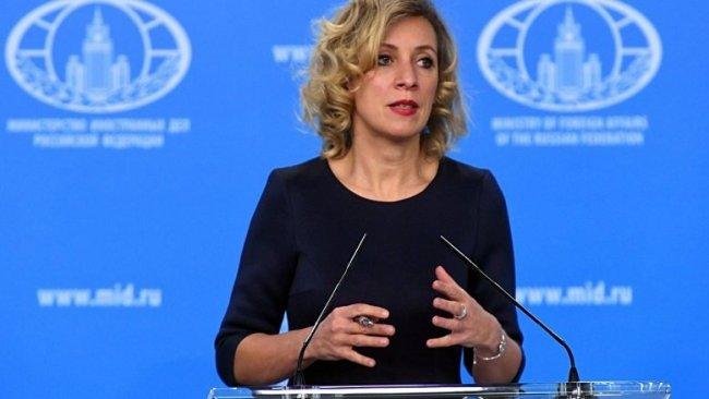 Zaharova: İdlib'de kimyasal saldırı mizanseni hazırlanıyor