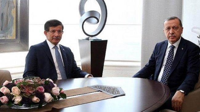 Erdoğan ve Davutoğlu'dan Halepçe mesajları