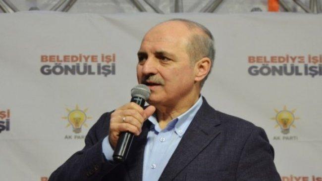 Kurtulmuş: 'PKK VE PYD ile mücadele ettiğimiz için S400'leri istemiyorlar'