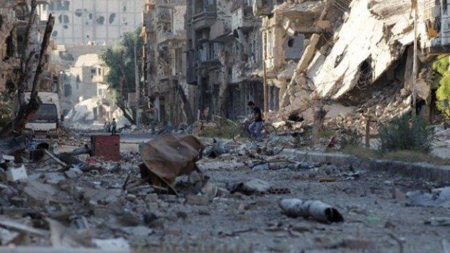 Deyr ez Zor'da patlama: 4 ölü