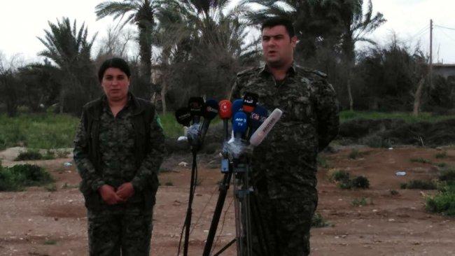 DSG, IŞİD'i bitirme savaşının bilançosunu açıkladı