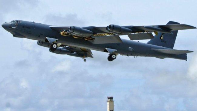 ABD, Avrupa'da Nükleer bomba taşıyan uçaklarını konumlandırıyor?