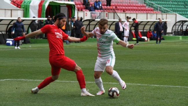 Amedspor 6 futbolcu ile sözleşmeleri feshetti