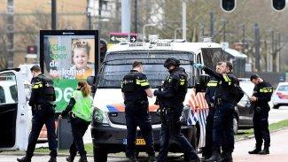 Hollanda'daki saldırının şüphelisi Gökmen Tanış yakalandı