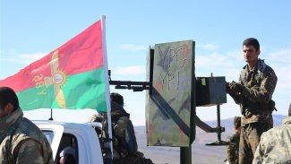 Irak güçleri ile YBŞ arasında çatışma