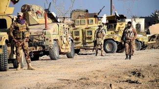 Irak Ordusundan YBŞ'ye uyarı