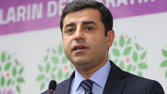 AİHM, Türkiye'nin Demirtaş başvurusunu kabul etti