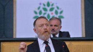 HDP Eş Başkanı Sezai Temelli hakkında soruşturma