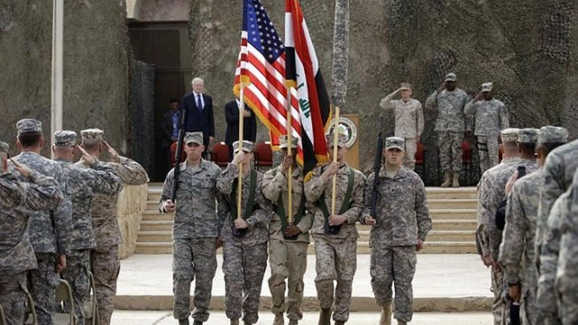 ABD: Askerlerimiz Irak'ta kalmalı