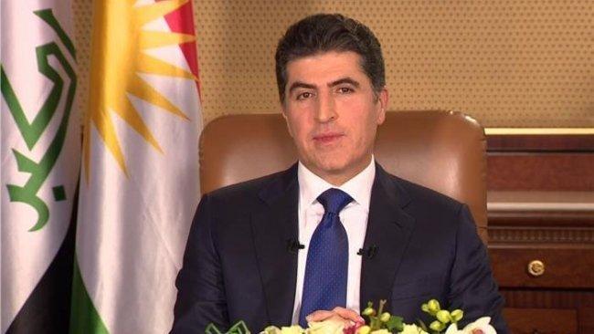 Başbakan Barzani'den Newroz mesajı