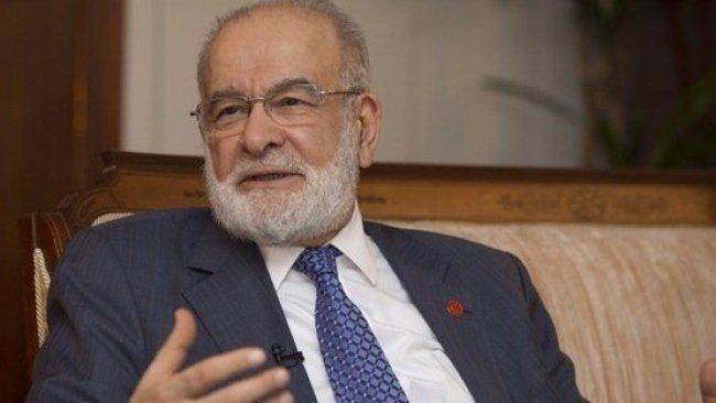 Karamollaoğlu AKParti'nin oy oranını açıkladı