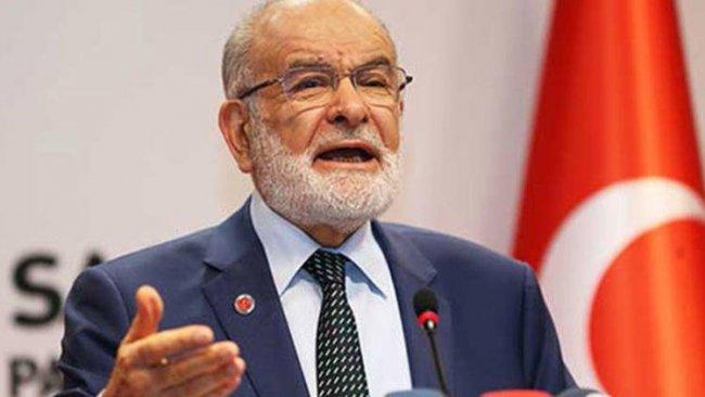 Karamollaoğlu: İçişleri Bakanı seçmeni tehdit ediyor