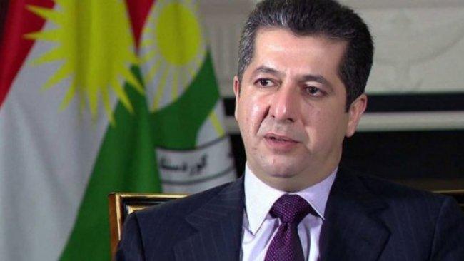 Mesrur Barzani, İngiltere'nin Ortadoğu'dan Sorumlu Devlet Bakanı ile görüştü