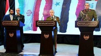 Suriye'de Kürtlere karşı 'üçlü ittifak' toplantısı