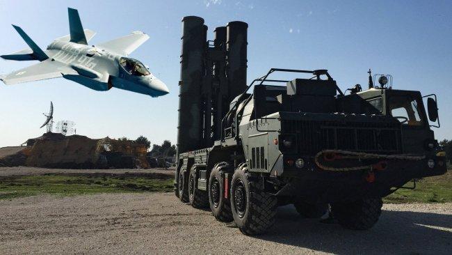 Reuters: ABD Türkiye'ye F-35 teslimatını askıya alabilir