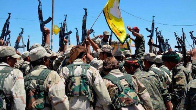 DSG: IŞİD tamamen bitirildi,büyük zaferimiz bütün insanlığa kutlu olsun