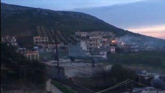 Efrin'de yasağa rağmen Newroz kutlandı