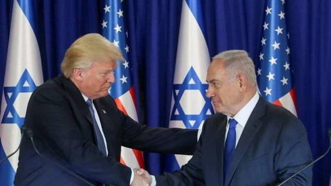 Netanyahu'dan Trump'a Teşekkür