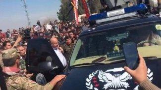 Berhem Salih Musul'da protesto edildi
