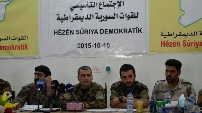 DSG'den Suriye'de 2. savaş uyarısı