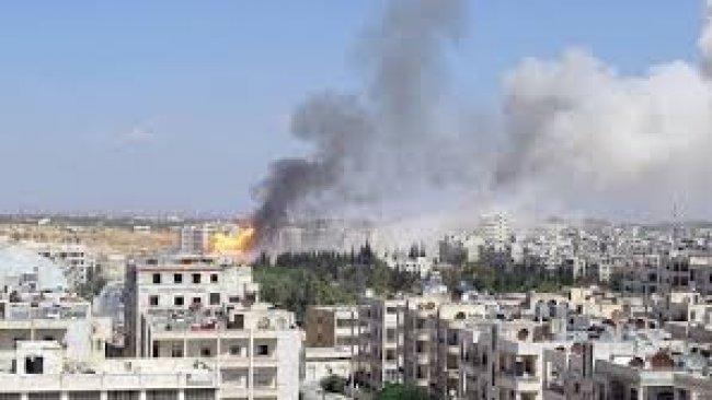 İdlib'de peş peşe 2 patlama