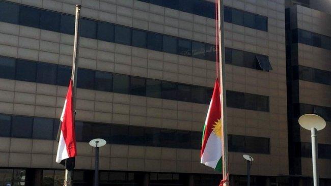 Kürdistan'da yas ilan edildi