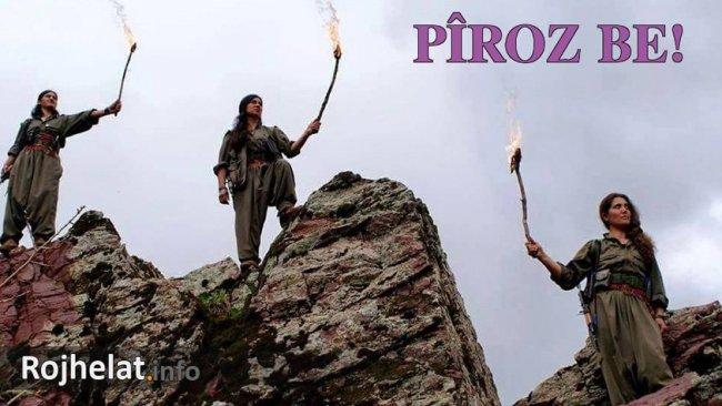 Kürtlerin yegane milli bayramı Newroz