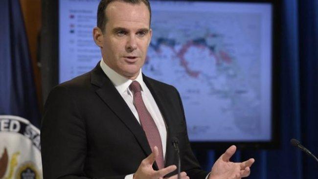 Brett McGurk'tan DSG'ye teşekkür: IŞİD'e karşı tarihi bir zafer