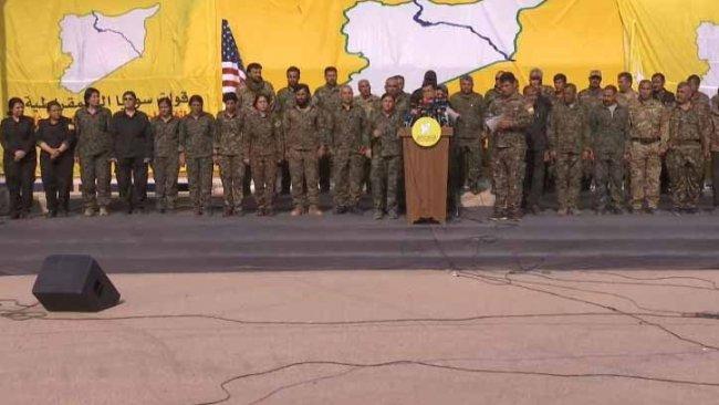 DSG: IŞİD'e karşı mücadelede yeni bir hamle başlatıyoruz