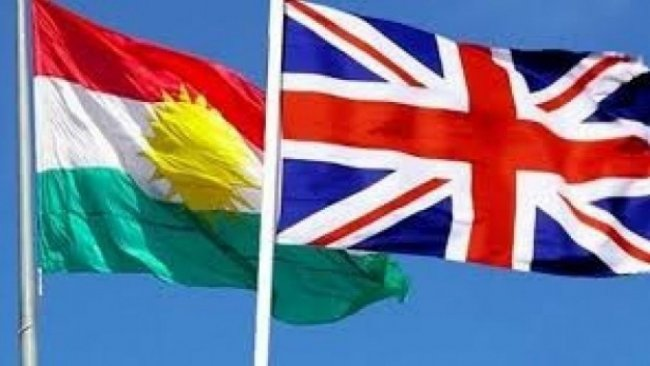 İngiltere: Kürdistan Bölgesi Hükümeti'ni her alanda destekleyeceğiz