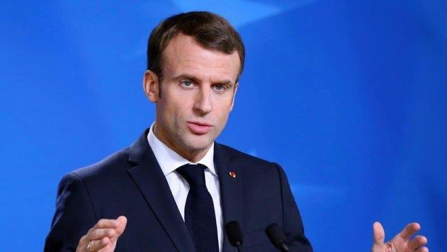 Macron: Kürtleri korumaya kararlıyız