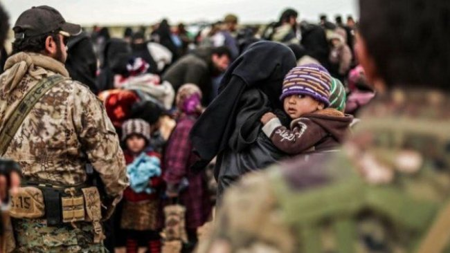 DSG uyardı: IŞİD unsurları rehabilite edilmeli