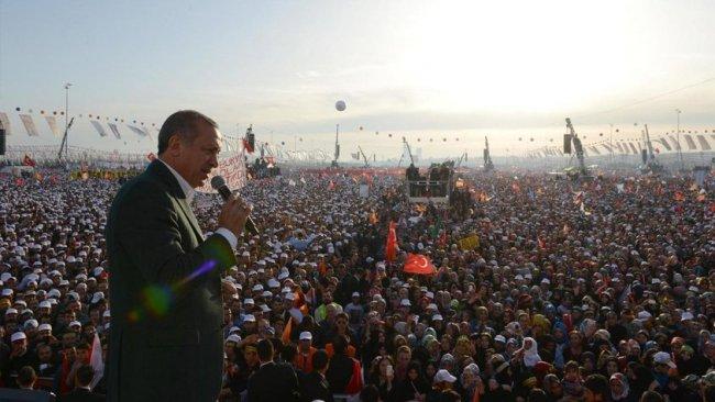 Erdoğan'dan döviz mesajı: Seçim sonrası bedelini ağır ödeyeceksiniz!