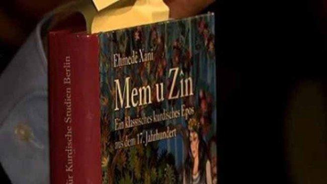 Kürt filozof Ehmedê Xanî'nin Mem u Zin eseri Almanca basıldı