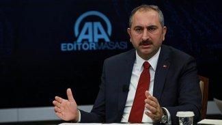 Adalet Bakanı Gül: Yavaş seçilirse Ankara Belediyesi'ni HDP yönetecek