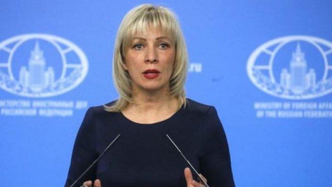 Zaharova doğruladı: Rus askerleri Venezüella'da