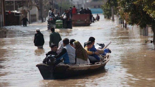 İran ve Doğu Kürdistan'da sel felaketinde can kaybı 26'ya yükseldi