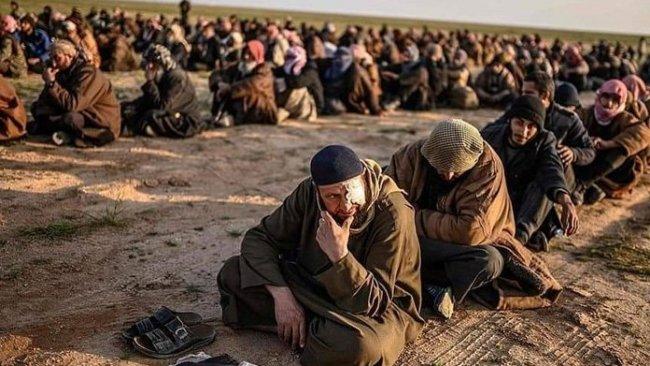 IŞİD'liler neden Rojava'da yargılanamıyorlar?