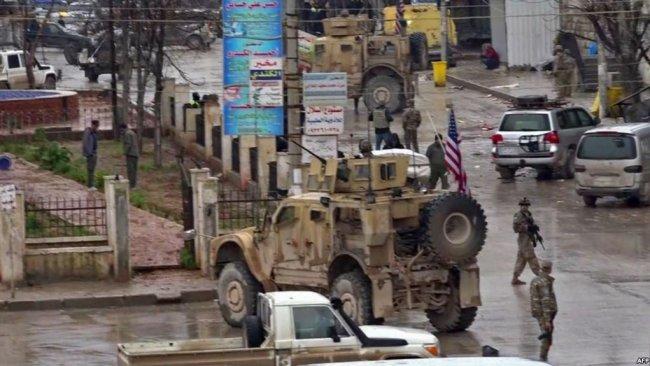 Menbic saldırısını IŞİD üstlendi