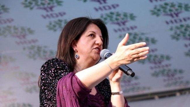 Buldan: Kürtçe konuşabilmek için cezaevine mi girmemiz gerekiyor?